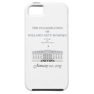 Inauguration of Mitt Romney 2013 iPhone SE/5/5s Case
