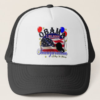 Inauguration of President Obama 2009 Trucker Hat