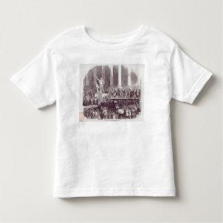 Inauguration of President Polk: The Oath Toddler T-shirt