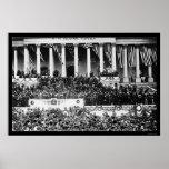Inauguration of President Taft 1909 Poster