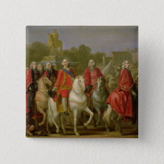 Inauguration of the Place Louis XV Button