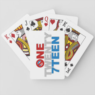 Inauguration playing cards