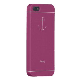iNavy CakePurple iPhone5/5s CASE