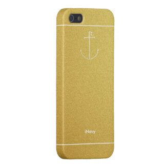 iNavy Gold iPhone5/5s CASE iPhone 5/5S Covers
