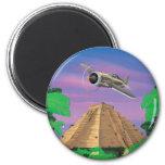 Inca Adventure Fridge Magnets