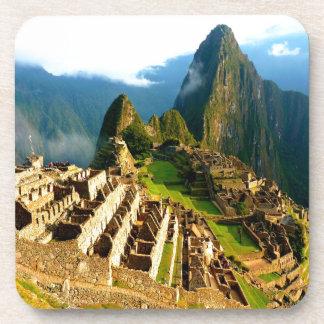 inca de Perú del picchu del machu Posavaso