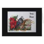 Inca Dove Greeting Card