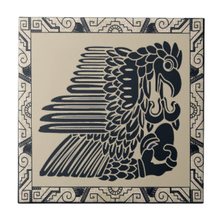 Inca Eagle with New Life Tile