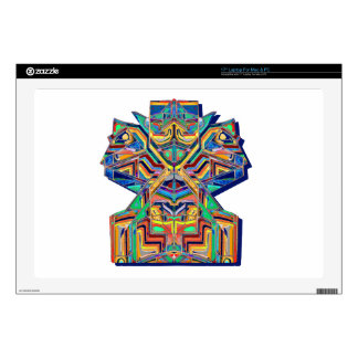 "inca figure decals for 17"" laptops"