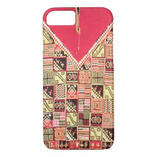 Inca 'Poncho', Bolivia, c.1500 (wool) iPhone 7 Case