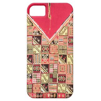 Inca 'Poncho', Bolivia, c.1500 (wool) iPhone SE/5/5s Case