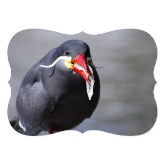 Inca Tern 5x7 Paper Invitation Card