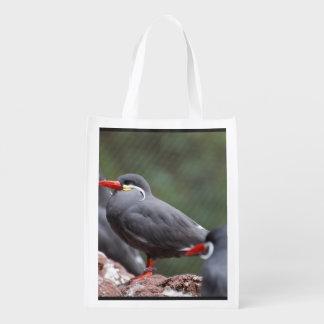 Inca Terns Reusable Grocery Bag
