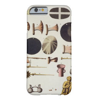 Inca tools and artefacts, Peru, from 'Le Costume A Barely There iPhone 6 Case