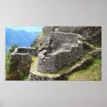Inca trail Ruins Print