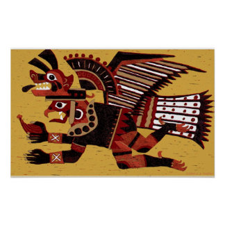'Inca Warrior Impresiones