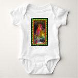Inca Warriors Baby Bodysuit