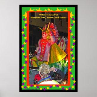 Inca Warriors Poster