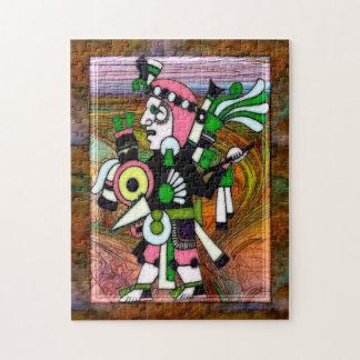 Incan Folk Art Traditional Puzzle