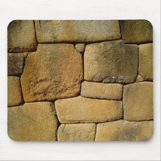 Incan Stones Mouse Pad