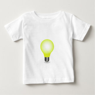 Incandescent lamp baby T-Shirt