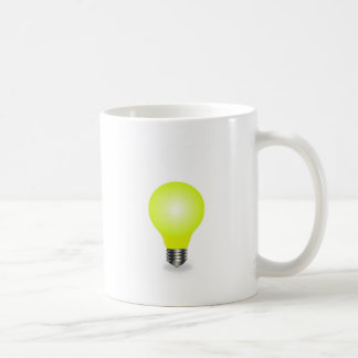 Incandescent lamp coffee mug