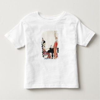 Incantation, ejemplo para 'Gazette du Bon Ton' Tee Shirt