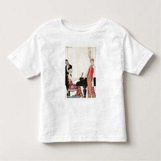 Incantation, ejemplo para 'Gazette du Bon Ton' T-shirt