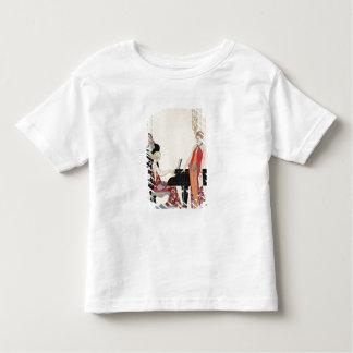 Incantation, illustration for 'Gazette du Bon Ton' Toddler T-shirt