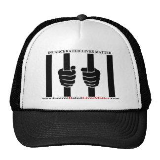 Incarcerated Lives Matter Logo3.jpg Trucker Hat