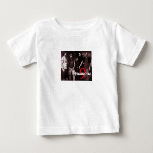 Incarceri 9 Infants T-shirt