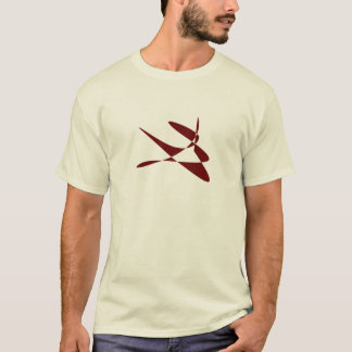 incarnate shrub - red bush T-Shirt