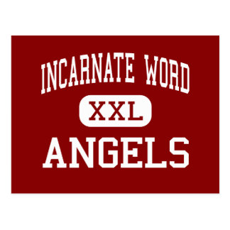 Incarnate Word - Angels - Middle - Corpus Christi Postcard