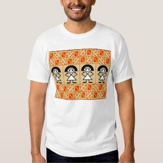 Inca's Tapestry Shirt