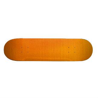 Incendio fuera de control metálico tabla de skate
