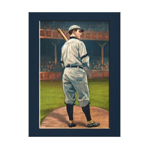 Incendio fuera de control Schulte, Chicago Cubs, 1 Impresión En Lienzo