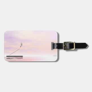 Incense - 3D render Luggage Tag