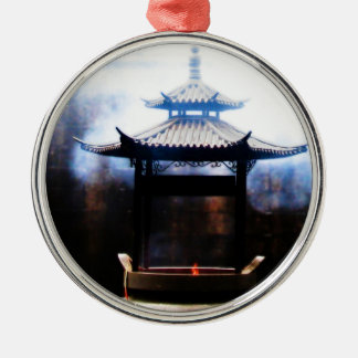 Incense Ascending Metal Ornament