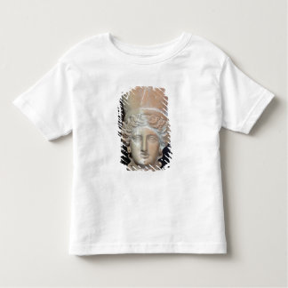 Incense burner of the head of a female toddler t-shirt