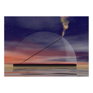 Incense by night large business card