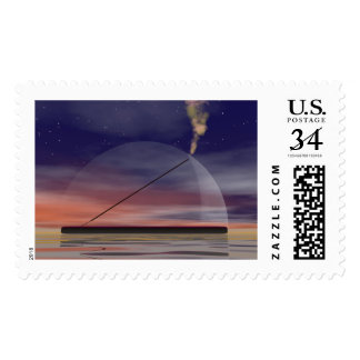 Incense by night postage