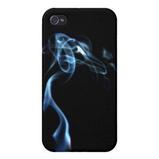 Incense Smoke art spec case iPhone 4 Case