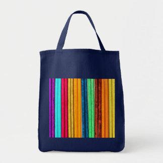 Incense Sticks Grocery Tote Bag