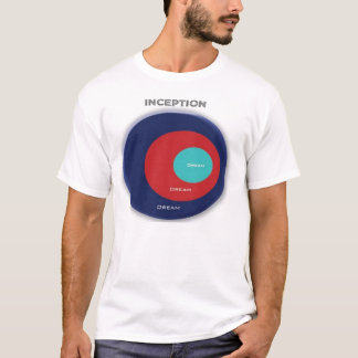 Inception Venn Diagram T-Shirt