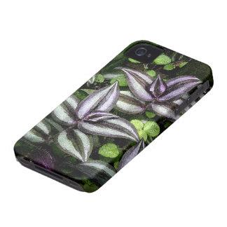 Inch Plant Blackberry Case