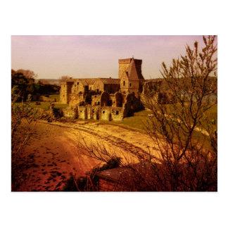 Inchcolm Abbey Postcard