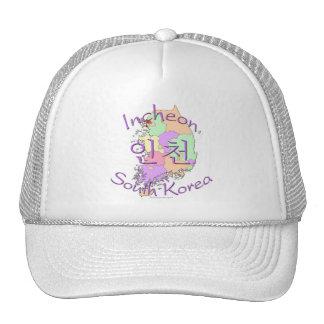 Incheon South Korea Trucker Hat