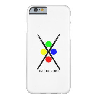 Inchiostro Logo Barely There iPhone 6 Case