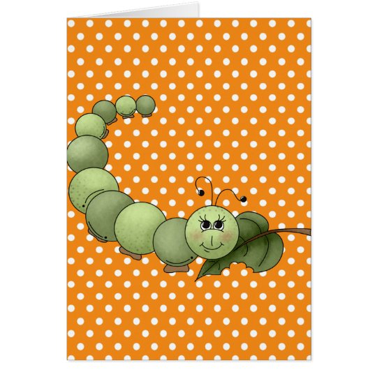 Inchworm Card