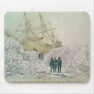Incident on a Trading Journey: HMS Terror Mouse Pad